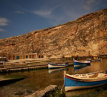 Inland Sea Gozo <2> by RayFarrugia