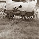 Covered wagon by PJS15204