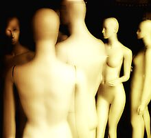 Mannequin Mayhem by RobertCharles