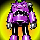 XXX Make believe toys: Bomber Bot by krayola