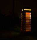 Phone Box by Nigel Bangert