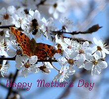 Happy Mothers Day by Sharon Perrett