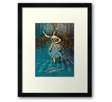 Gypsy Soul Framed Print