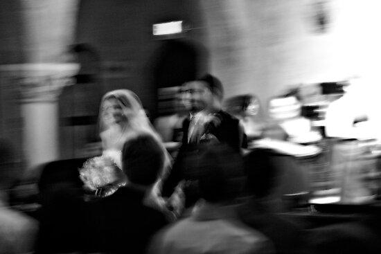 Wedding In Motion by Leigh Ann Pobiak