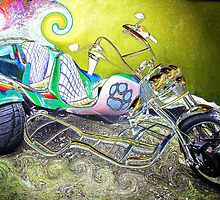Whacky Trike by paws4life
