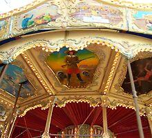 Carousel Artwork 2 by ChereeCheree