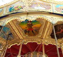 Carousel Artwork 2 by ChereeCheree