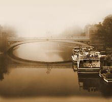 Of fog and river views by clickinhistory