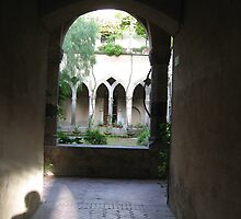 Shadow in a Cloister by Jessica Perry  George