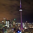 Toronto at 54 Floors by Alex L