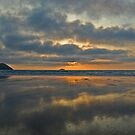 Blue Polzeath by jaffa