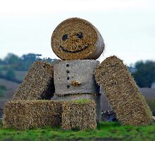 Straw Man by Nigel Bangert