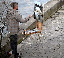 Seine artist by triciamary
