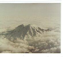 Mt.  Rainier by PattyB46