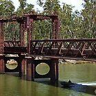 Tocumwal Bridge by Lawrence Norton