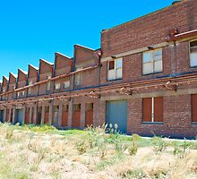 Warehouse - Port Adelaide by Robby Cummins