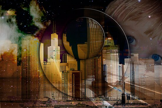 Small World by Richard Barker