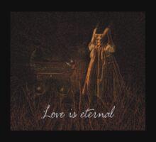 A Mother's Love Is Eternal by StarKatz