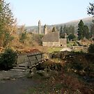 Glendalough 2 by John Quinn