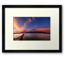 Applecross View Framed Print
