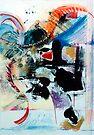 Transcendance (Abstract 92)  by Kerryn Madsen-Pietsch
