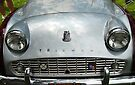 The art of the car: Triumph TR-3A (1962) by John Schneider