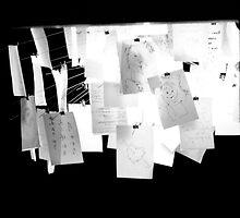Paper Memories by Andre Pozdnyakov