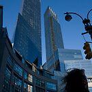 Columbus Circle by Arnaud Lebret