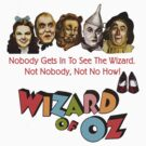 Wizard of Oz by Zehda