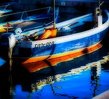 Impressionist boat by becks78