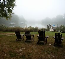 Morning Chairs by Arlene Advocat