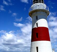 photoj Tas Nth,  'Low Heads Lighthouse' by photoj