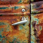 Rusty Door by INCITO