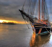 The Peacemaker in HDR by BobJohnson244