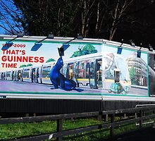 250 Years of Guinness by Nancy Huenergardt