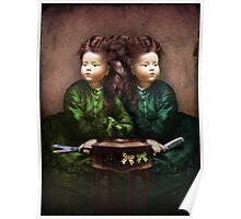 The hair affair Poster