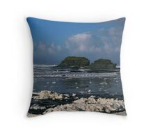 Bundoran Co Donegal Throw Pillow