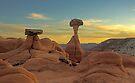 Red Hoodoo, Utah by Tamas Bakos