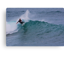 O'Neill Coldwater Classic Tasmania #1 Canvas Print