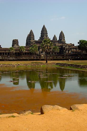 Angkor Wat by Equinox