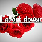 All about Flowers - Logo by Anaa