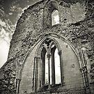 Abbey of Cerisy-la-Forêt by Arnaud Lebret