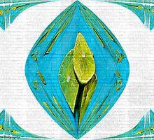 The Lime  ( Kitchen Art Series ) by Carla Jensen