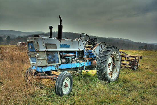 Ford Tractor by BigD