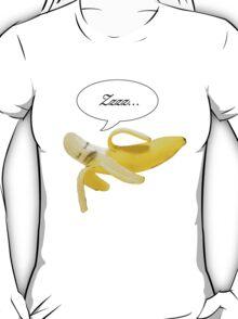 Banana in a Sleeping Bag T-Shirt