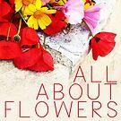 All_About_Flowers_logo by Olga Sotiriadou