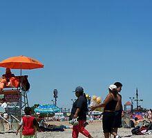 Coney Island, Summer 2008 by EMElman