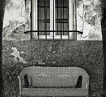 The sofa by Barbara  Corvino