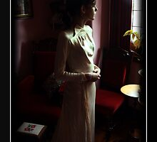 Jess Vintage Bride 001 by Allan  King