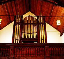 Church Organ by Evita